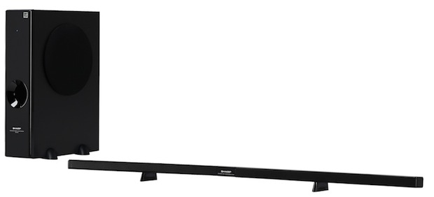 Sharp HT-SL75 Sound Bar - Horizontal
