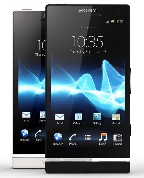 Sony Xperia S Smartphone