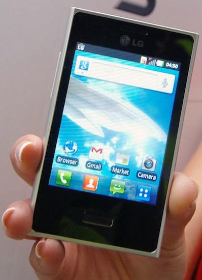 LG Optimus L3 Smartphone