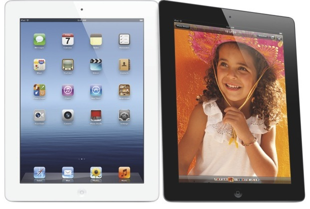 Apple iPad 3rd Generation Wi-Fi + 4G LTE Tablet
