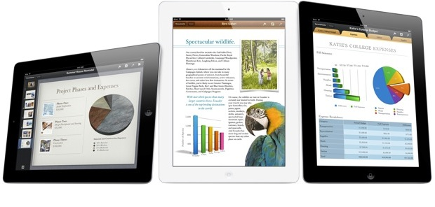 Apple iWork for iOS