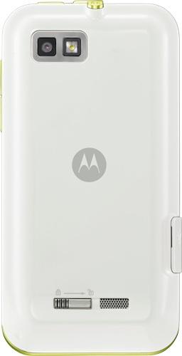 Motorola DEFY XT535 Smartphone - Back