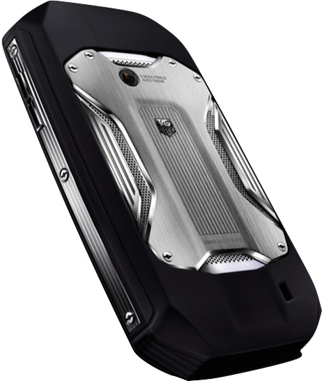 TAG Heuer Racer Android Smartphone - Silver