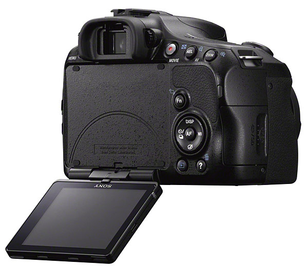 Sony Alpha SLT-A57 Interchangeable Lens Digital Camera