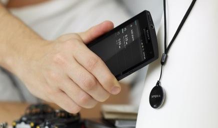 Sony Xperia SmartTags