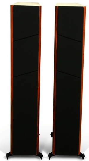 Axiom Audio Omnidirectional Field Radiating Loudspeakers with grilles