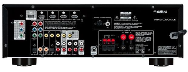 Yamaha RX-V373 A/V Receiver