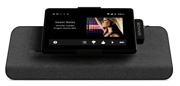 Grace Digital Audio FireDock Speaker for Kindle