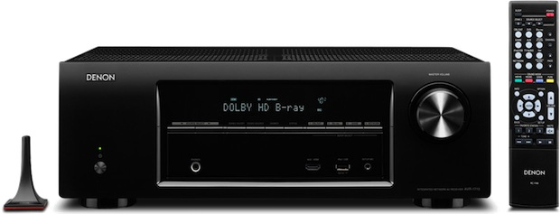 Denon AVR-1713 5.1-Channel A/V Receiver