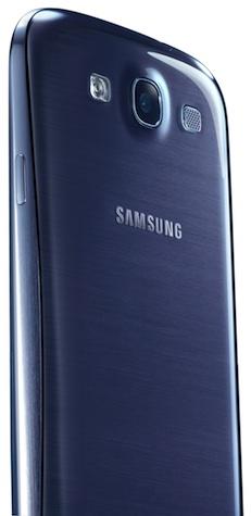 Samsung GALAXY S III Smartphone Camera