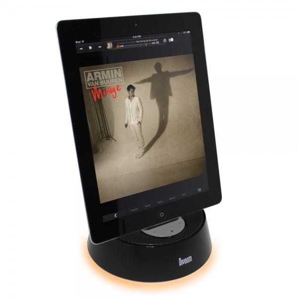 Satechi Divoom iBase Speaker Dock with iPad