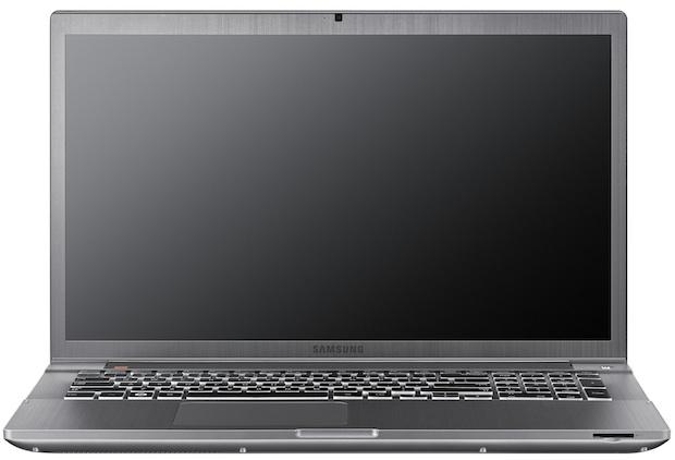 Samsung Series 7 Chronos 17-inch Laptop
