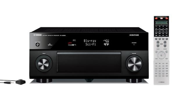 Yamaha RX-A2020 AVENTAGE A/V Receiver