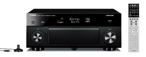 Yamaha RX-A1020 AVENTAGE A/V Receiver