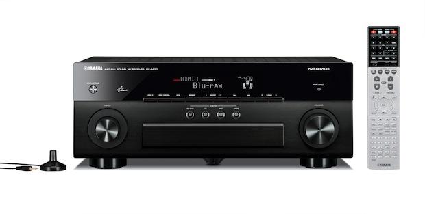 Yamaha RX-A820 AVENTAGE A/V Receiver