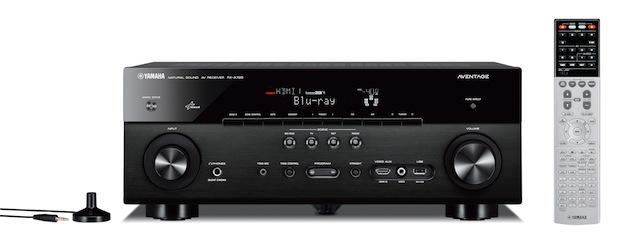 Yamaha RX-A720 AVENTAGE A/V Receiver