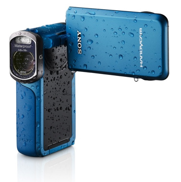 Sony HDR-GW77V Waterproof Handycam Camcorder