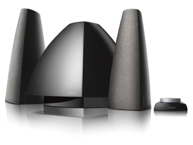 Edifier E3350BT Prisma Bluetooth 2.1 Speaker System - Black