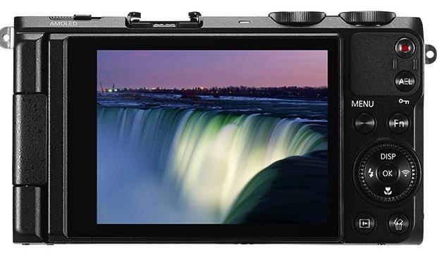 Samsung EX2F SMART Wi-Fi Digital Camera