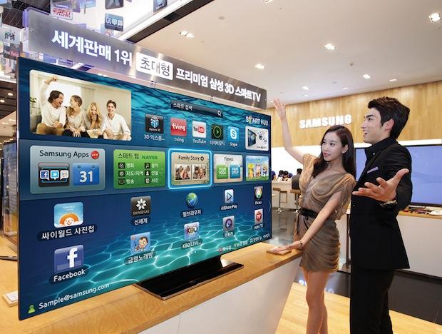 Samsung ES9000 LED Smart 3D LCD HDTV