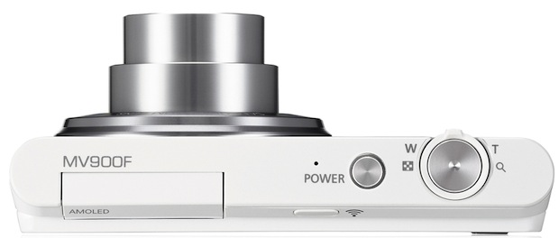 Samsung MV900F SMART Wi-Fi MultiView Digital Camera