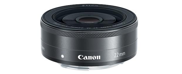 Canon EOS M Interchangeable Lens