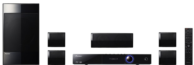 Pioneer HTZ-BD32 Home Theater in a Box