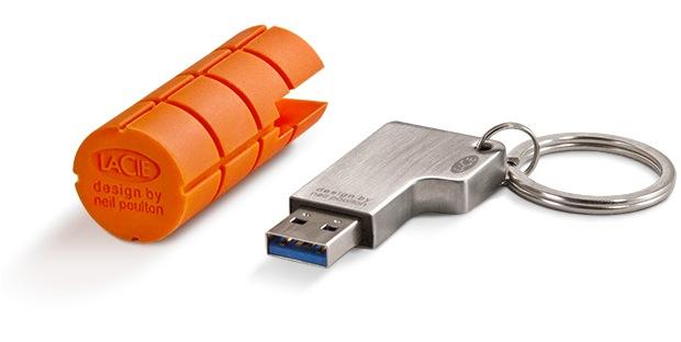 LaCie RuggedKey USB 3.0