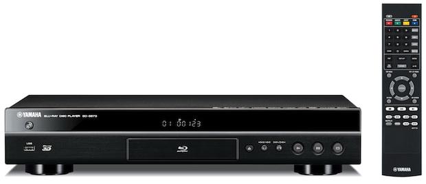 Yamaha BD-S673 Blu-ray 3D Player