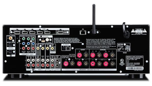 Sony STR-DN1030 Wi-Fi Network A/V Receiver