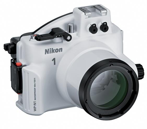 Nikon WP-N1 underwater case