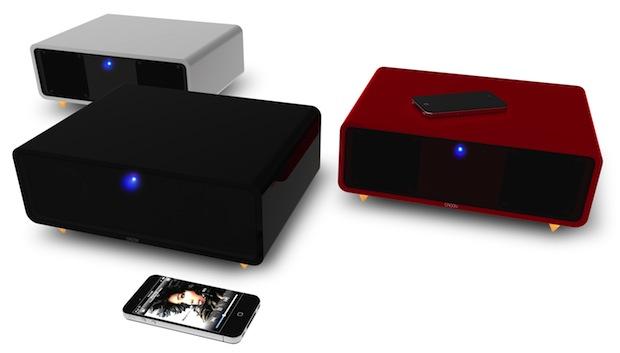 Croon Audio The Original Bluetooth Speaker