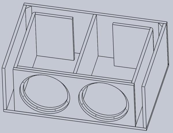 2 Skar VVX-12 enclosure build - ecoustics com