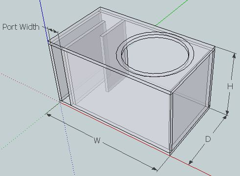 Alpine Type R 15 Box Design - ecoustics com