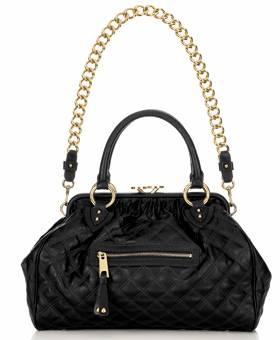 Marc Jacobs Collection Quilted Stam Bag