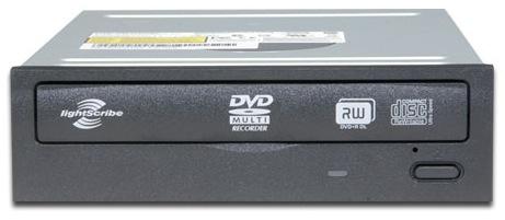 DVD-RW Drive
