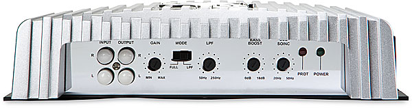 MA Audio Amplifier