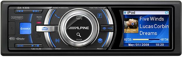 Alpine IDA-X305