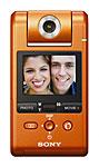 Sony MHS-PM1 Webbie HD Camcorder