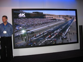 Panasonic 4K Super HD