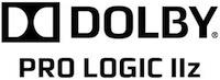 Dolby Pro Logic IIz Logo