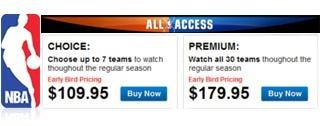 NBA Access