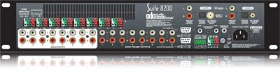 ADA Suite 8200 Multi-Room Receiver (Back View)