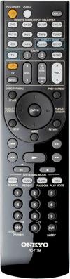 Onkyo TX-SR806 Remote Control