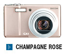 Ricoh CX1 Champagne Rose