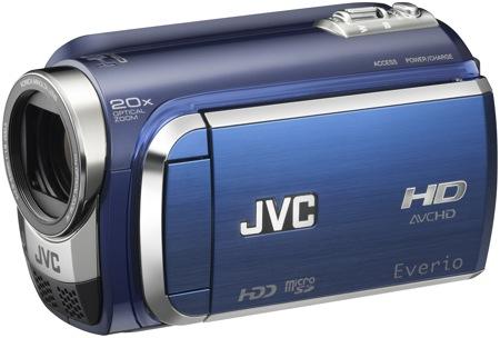 JVC GZ-HD300A
