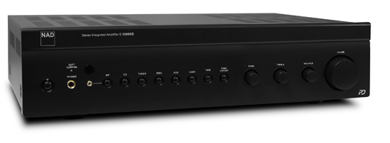NAD C 326BEE Stereo Integrated Amplifier