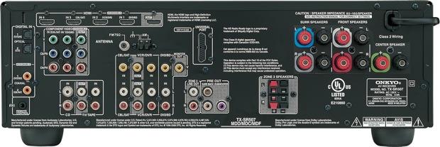 OnkyoTX-SR507