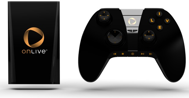 OnLive Game MicroConsole