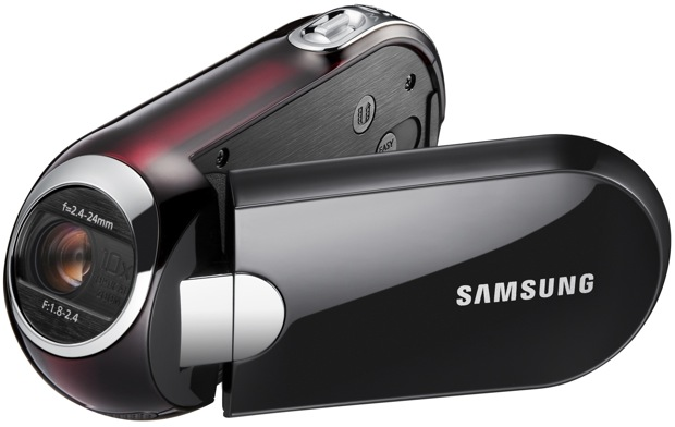 Samsung SMX-C14 and SMX-C10 Camcorders